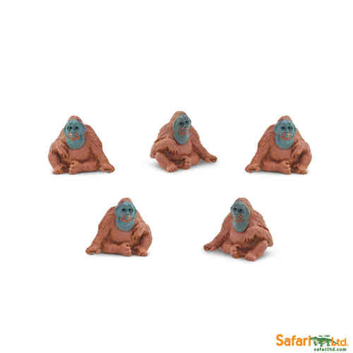 Safari Good Luck Minis - Orang-Utans