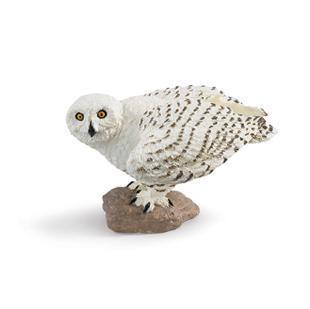 Safari Wings of the World - Schnee-Eule Figur