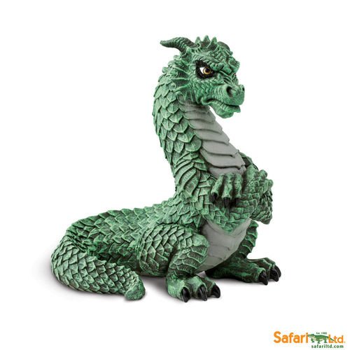 Safari Dragons - Drachen - Grumpy Dragon Figur