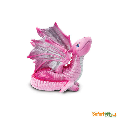 Safari Dragons - Drachen - Baby Love Dragon Figur