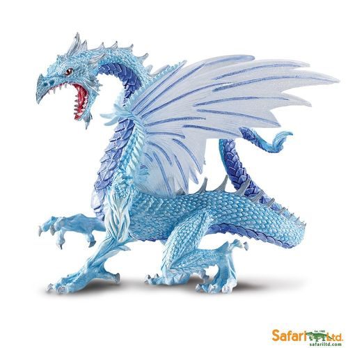 Safari Dragons - Drachen - Eisdrache Figur