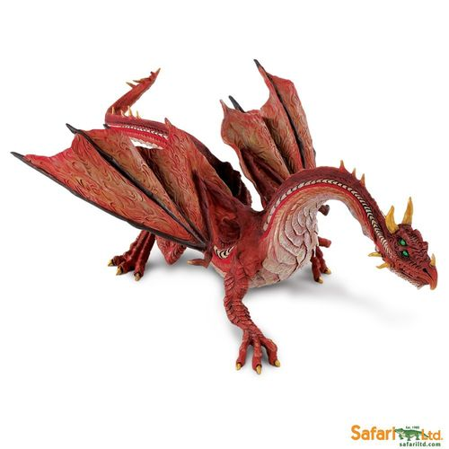 Safari Dragons - Drachen - Bergdrache Figur