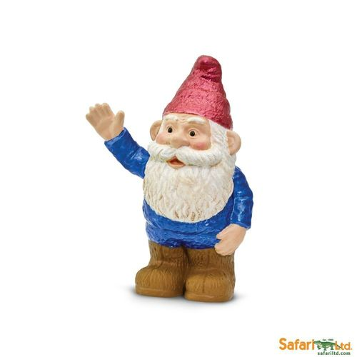 Safari Mythical Realms - Blauer Zwerg Figur