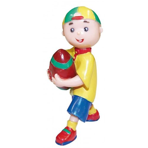 Comansi - Caillou - Caillou mit Rugby Figur