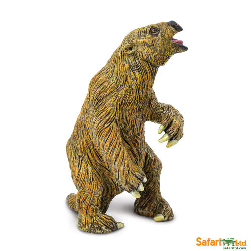 Safari Ltd. - Wild Safari Prehistoric World - Megatherium Figur