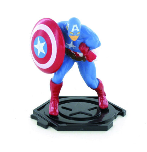 Comansi - The Avengers -Captain America Figur