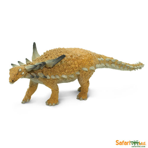 Safari Ltd. - Wild Safari Prehistoric World - Sauropelta Figur