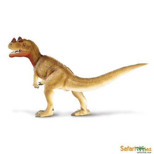 Safari Ltd. - Wild Safari Prehistoric World - Ceratosaurus Figur