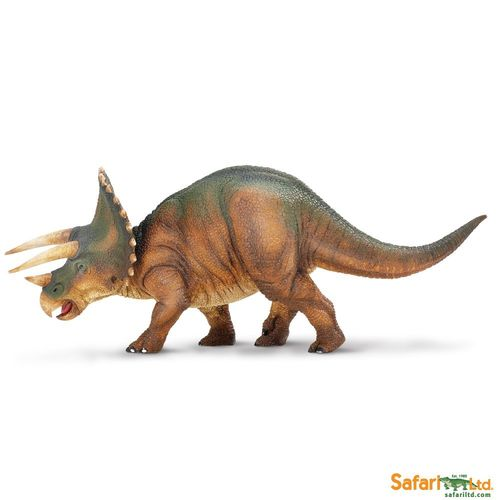 Safari Ltd. - Wild Safari Prehistoric World - Triceratops Figur