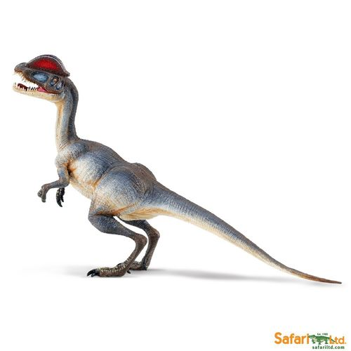 Safari Ltd. - Wild Safari Prehistoric World - Dilophosaurus Figur
