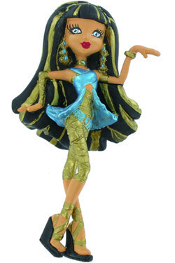 Comansi - Monster High - Cleo de Nile Figur