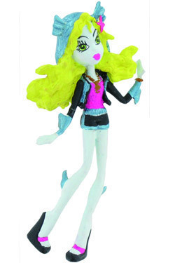 Comansi - Monster High - Lagonna Blue Figur