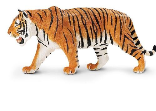 Safari Wildlife Wonders - Tiger XL-Figur