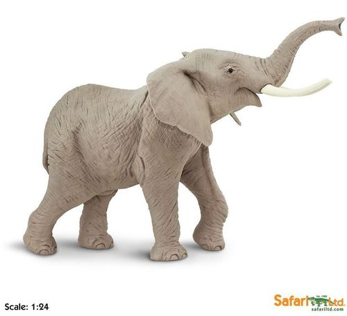 Safari Wildlife Wonders - Afrikanischer Elefant XL-Figur