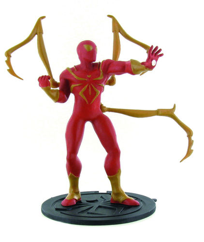 Comansi - Ultimate Spiderman - Iron Spiderman Figur