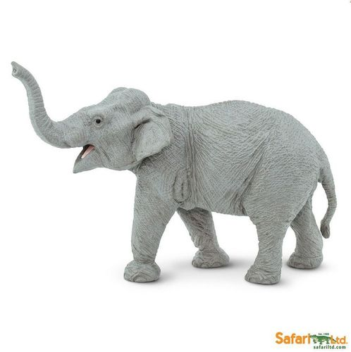 Safari Wild Safari Wildlife - Asiatischer Elefant Figur