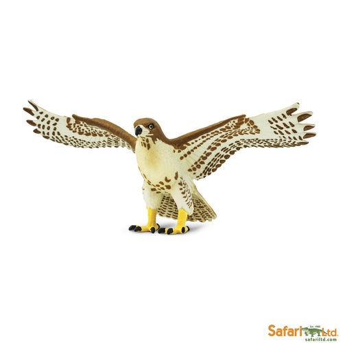 Safari Wings of the World - Rotschwanzbussard Figur