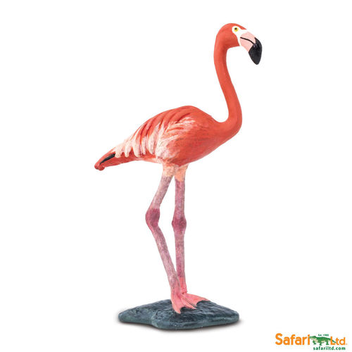 Safari Wings of the World - Flamingo Figur Version 2018