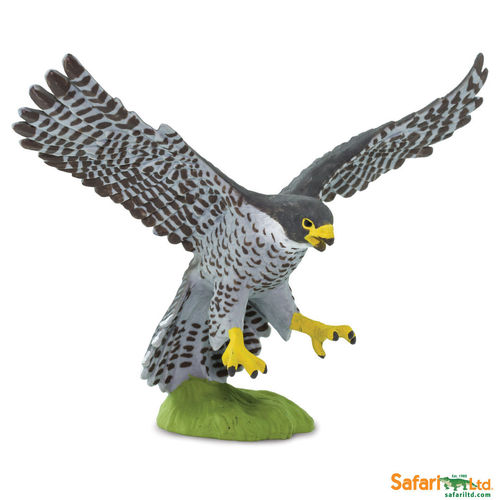 Safari Wings of the World - Wanderfalke Figur