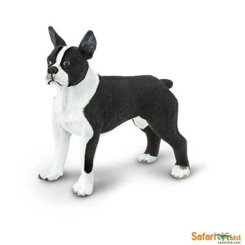 Safari Best in Show Hunde & Katzen - Boston Terrier Figur