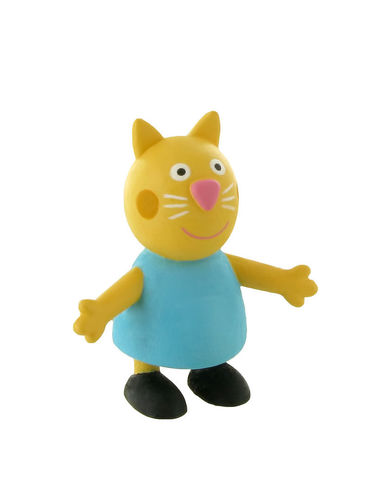 "Comansi - Peppa Pig - Molly Mieze Peppa Pig ""Friends"" Figur"
